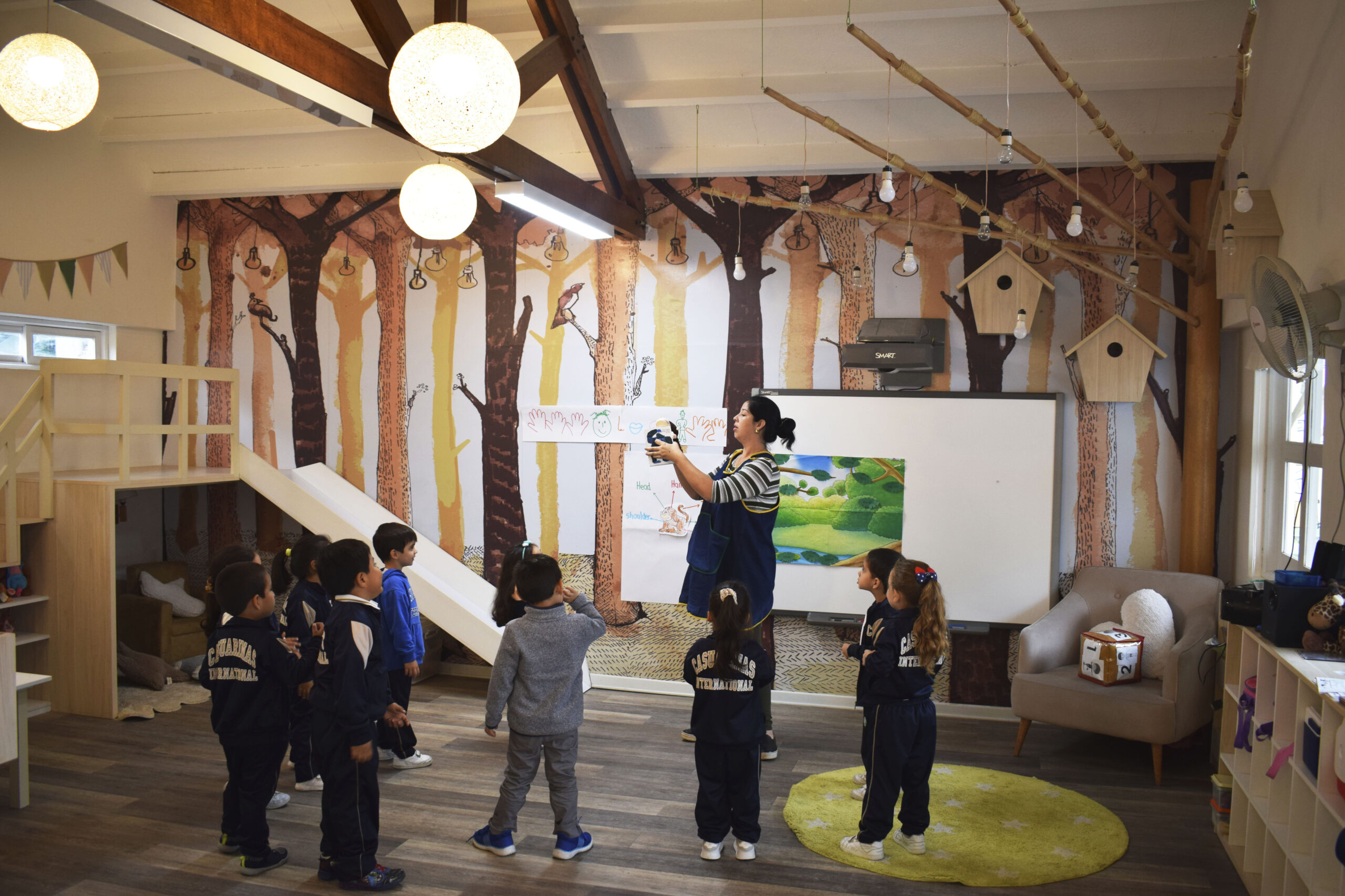 FinlandWay Finnish kindergarten can be adapted to other countries