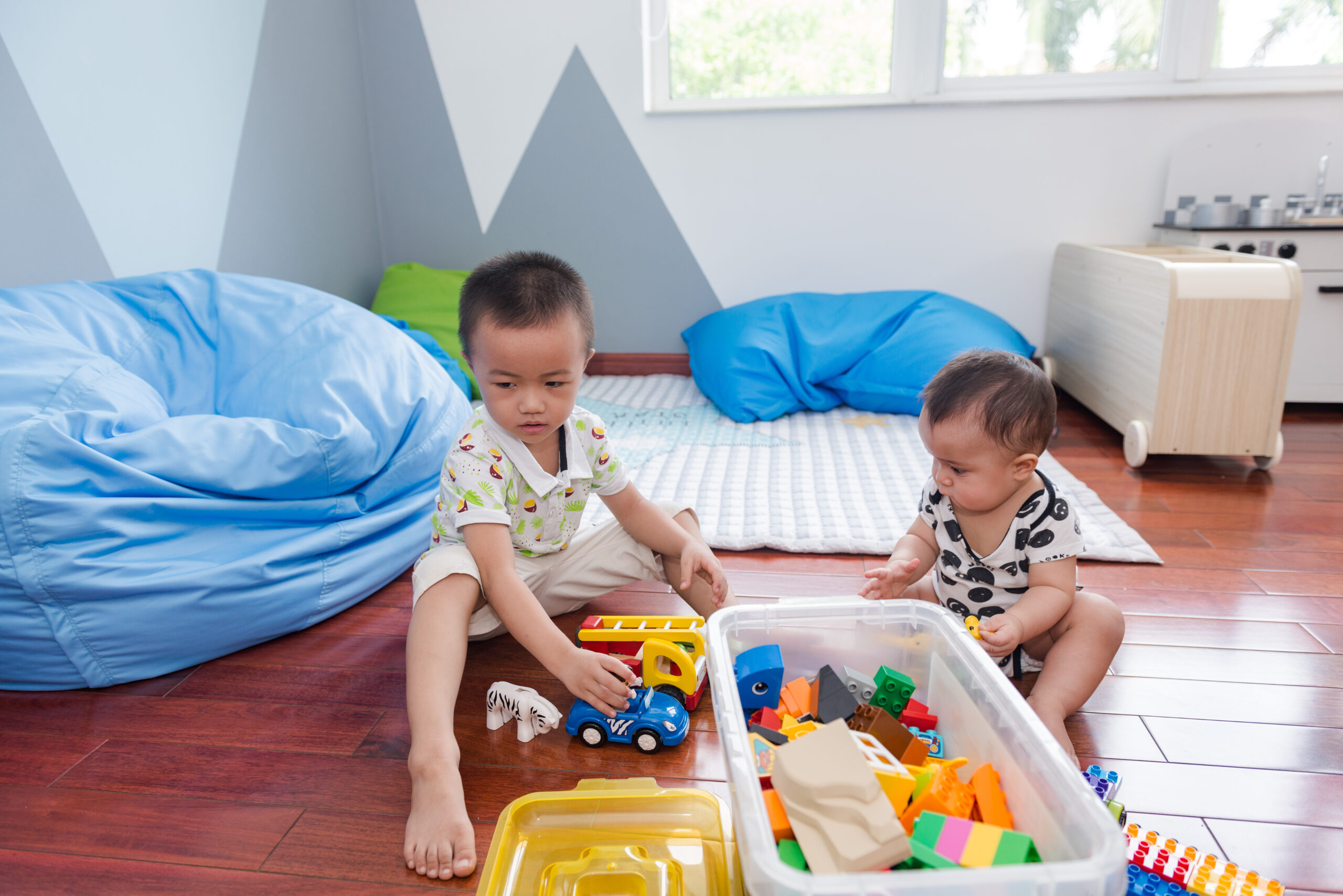 What is safety in early childhood education?