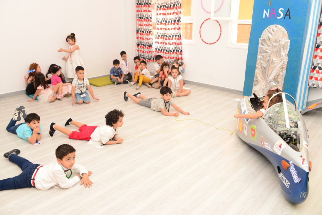 FinlandWay play-based learning in Al Amana Tangier