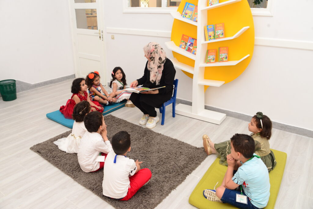 Finnish early childhood education in Morocco
